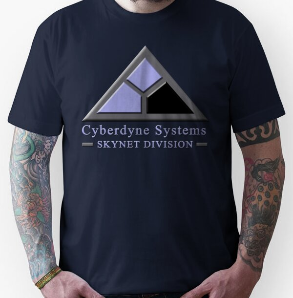 Cyberdyne Systems Skynet Division T-shirt for Men or Women