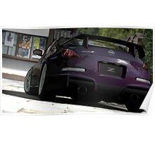Gran Turismo 350z RS Poster