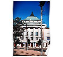 Estonia. The Theater. Poster