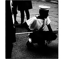 Sailor Photographic Print