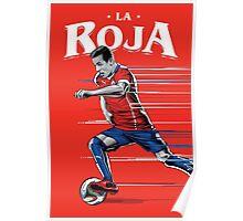 La Roja Poster