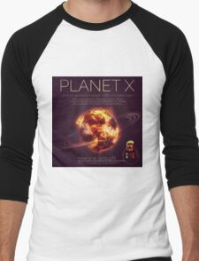 PLANET X NIBIRU INFOGRAPHIC Men's Baseball ¾ T-Shirt