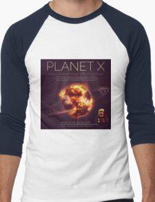 PLANET X NIBIRU INFOGRAPHIC Men's Baseball ¾ T-Shirt