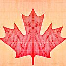 Maple Leaf Forever by Marilyn Cornwell