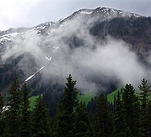 Clouds in the Valleys by Jann Ashworth