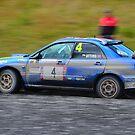 Subaru Impreza N12B by Willie Jackson