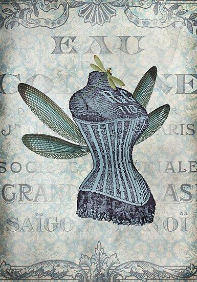 Boudoir Fairy by Debbie-Anne Parent