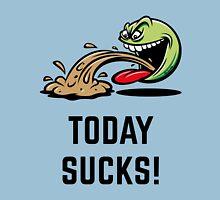 Today Sucks! (Emoticon Smiley Meme) Unisex T-Shirt