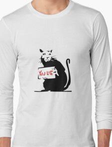 banksy Long Sleeve T-Shirt