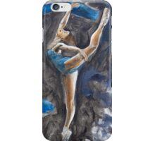 78. Tiny Dancer (Close-up Detail Nr 2) iPhone Case/Skin