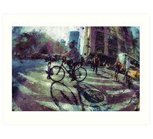 New York 11 Art Print