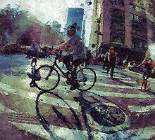 New York 11 by Jean-François Dupuis