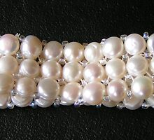 Genuine pearls for girls by patjila