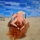 Nude Mosaic by Larry Turner