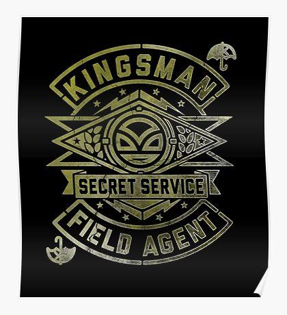 Kingsmen Poster