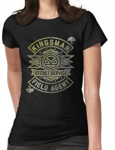 Kingsmen Womens Fitted T-Shirt