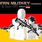 Modern Military MP7 by Shobrick