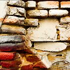 SOME BRICKS ON THE WALL... by EstherLPolonio