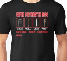 super deathmatch bros  Unisex T-Shirt