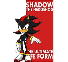 The Ultimate Life Form Photographic Print