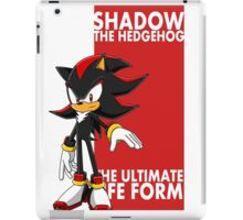 The Ultimate Life Form iPad Case/Skin