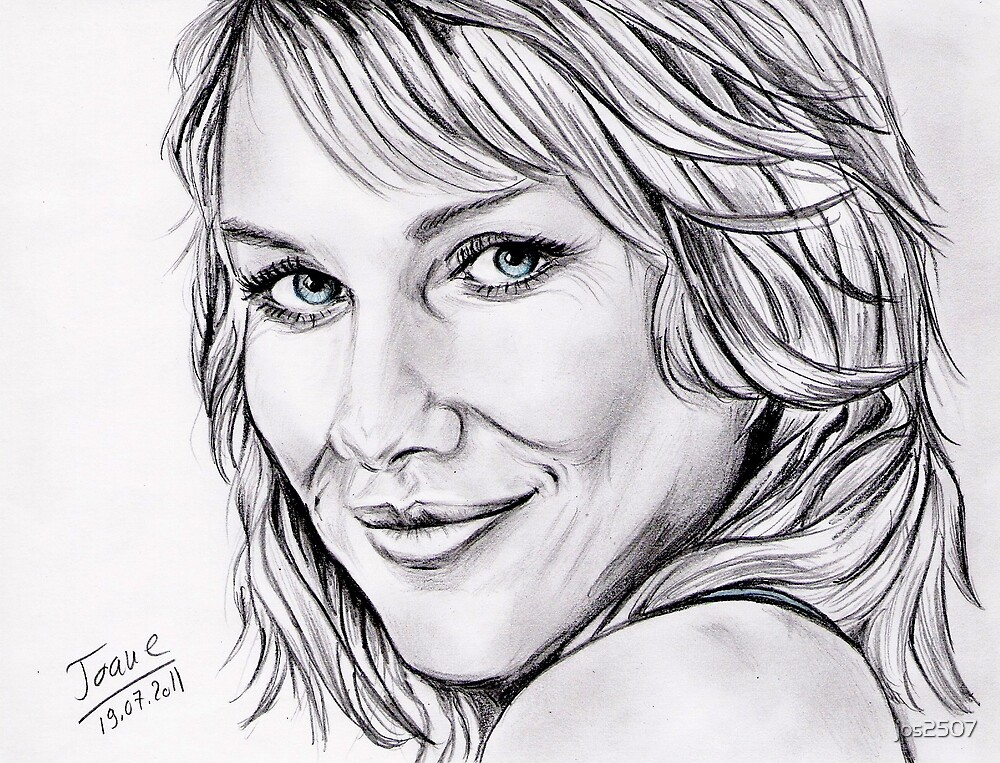 Naomi Watts by jos2507