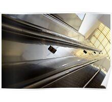 Atlanta Escalator 2 Poster