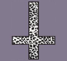 Snow Leopard Cross Inverted by jact