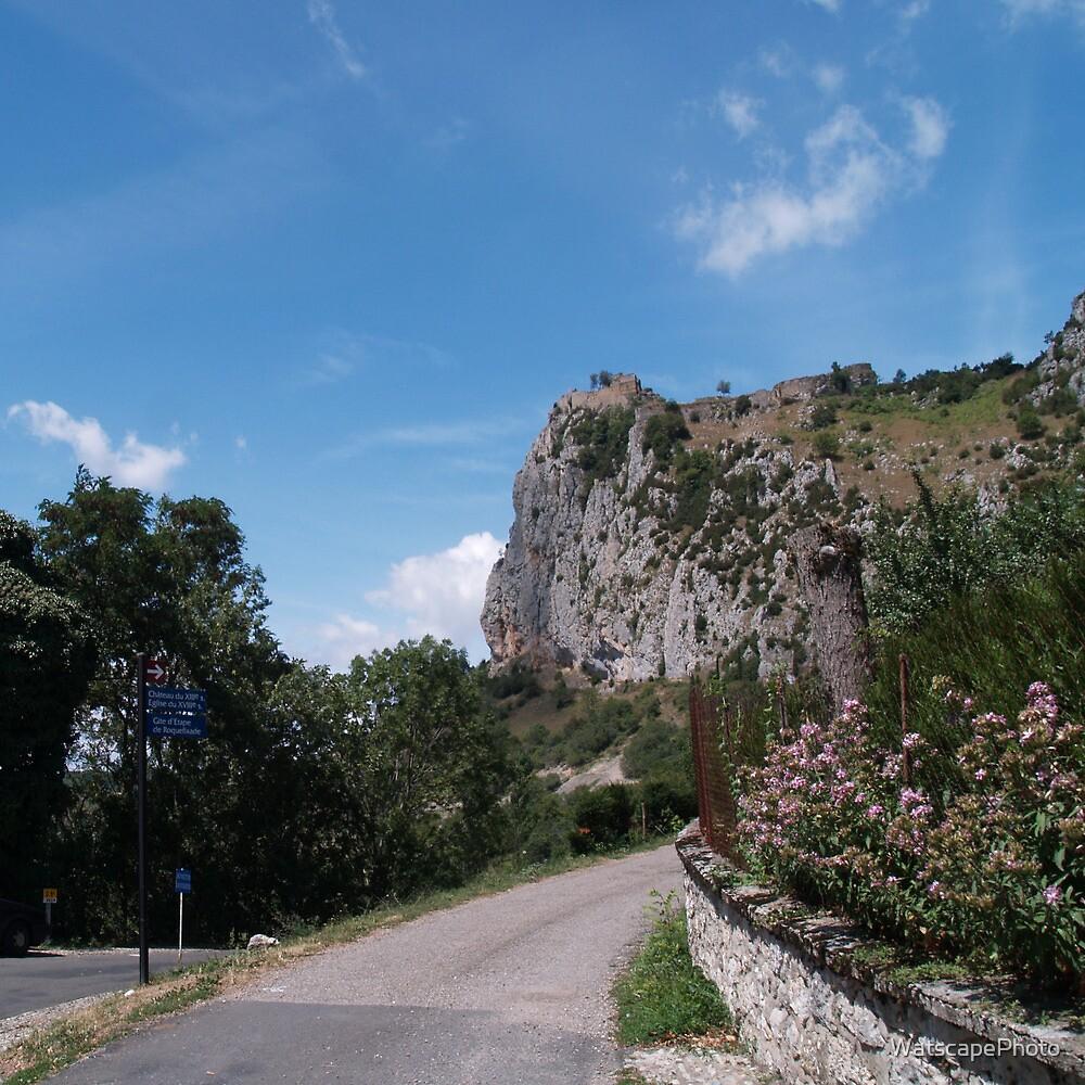 Chateau de Roquifixade by WatscapePhoto