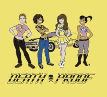 Saturday Morning Death Proof by castlepop