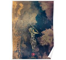 Nujabes - Land of the samurai vinyl poster Poster