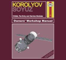 Owners Workshop Manual - Soyuz by TGIGreeny