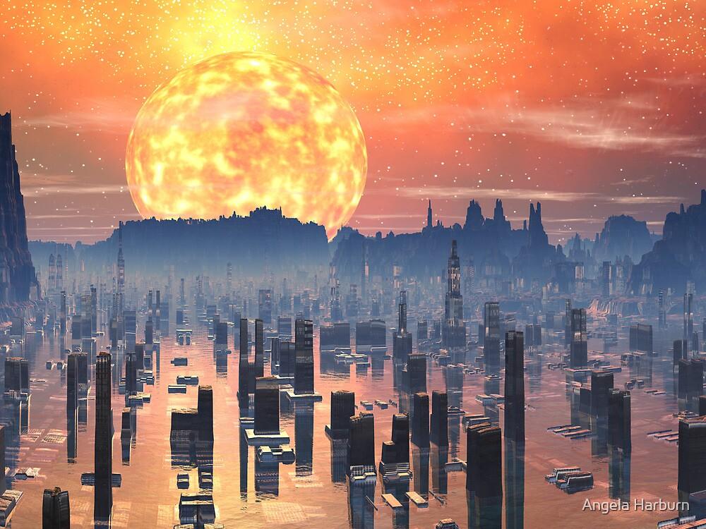 Global Warming ? by SpinningAngel