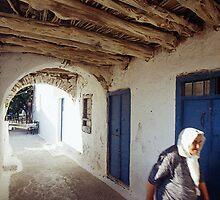 Vanishing Greece -  Amorgos by Steve Outram