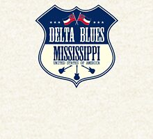 Delta Blues Mississippi Hoodie
