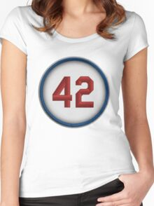 42 - Jackie Women's Fitted Scoop T-Shirt