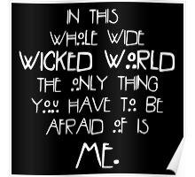 American Horror Story - Wicked World  v2.0 Poster