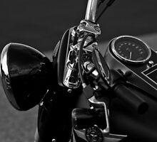Harley Davidson Bike by ADDuffy