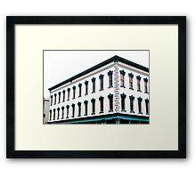 Mint  Framed Print