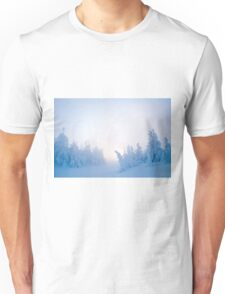 Twilight Snow Unisex T-Shirt