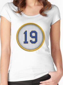 19 - Rockin' Robin Women's Fitted Scoop T-Shirt