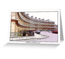 The Circus, Bath Greeting Card