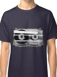 Cassette Tape Mixtape Clear Plastic Classic T-Shirt