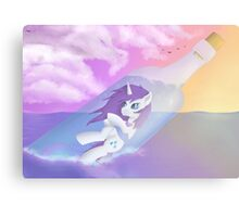 Pony in a Bottle Canvas Print