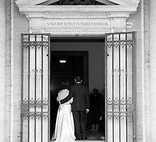 Wedding greeting/invitation card by fotoscontino