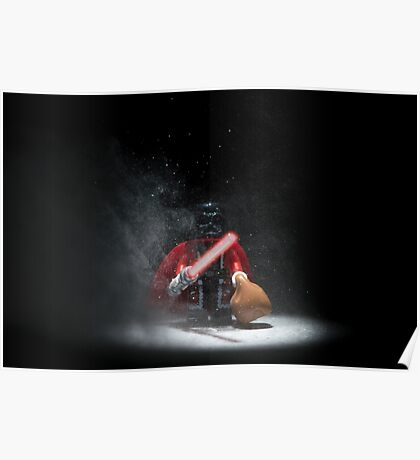 Vader Clause Poster
