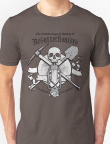 The Resurrectionist's Society T-Shirt