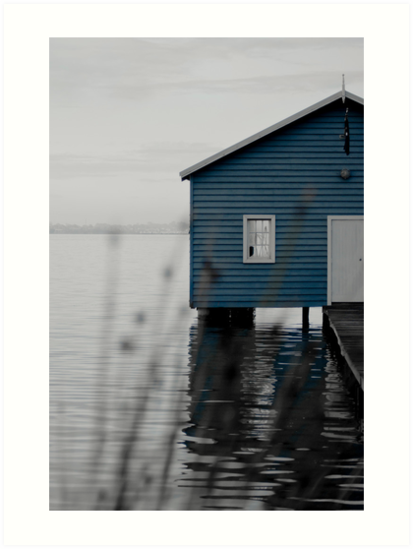"""Crawley Edge"" Boat Shed by mattsibum"