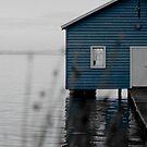 """Crawley Edge"" Boat Shed by mattsibum"