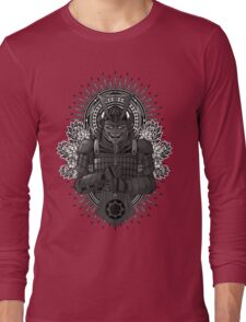 The Lotus Warrior Long Sleeve T-Shirt